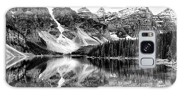 Lake Moraine Reflection Galaxy Case