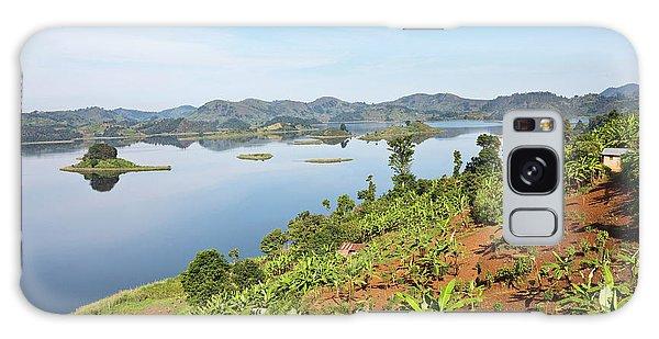 Cloudscape Galaxy Case - Lake Mutanda Near Kisoro In Uganda by Martin Zwick