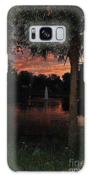 Lake Play Florida Galaxy Case