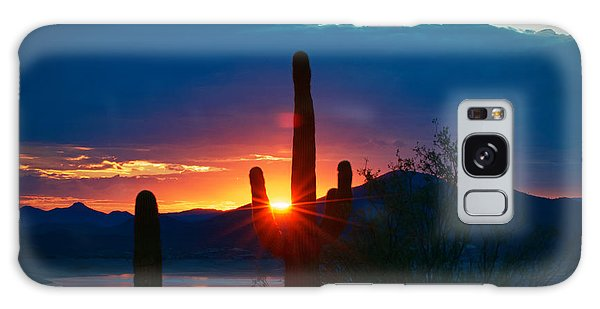 Lake Pleasant Arizona Galaxy Case
