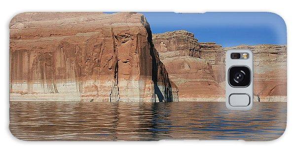 Lake Powell Cliffs Galaxy Case by Marty Fancy