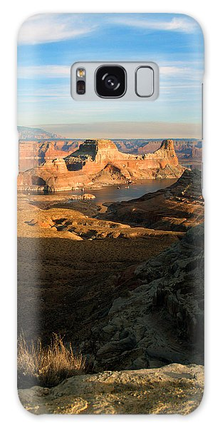 Lake Powell From Alstrum Pt 02 Galaxy Case