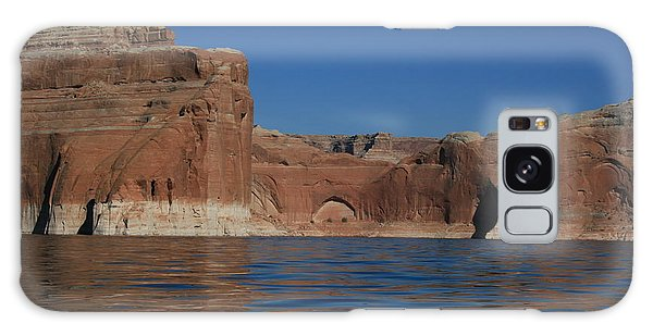 Lake Powell Landscape Galaxy Case