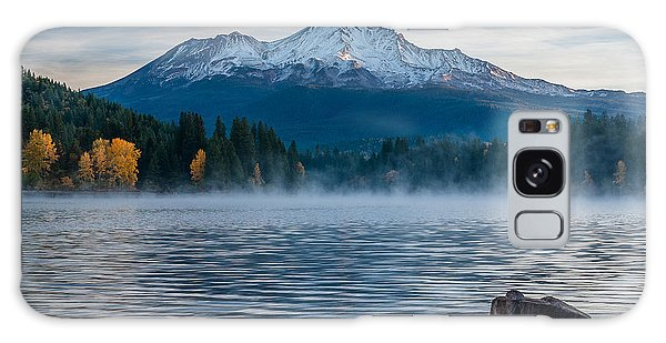 Lake Siskiyou Morning Galaxy Case