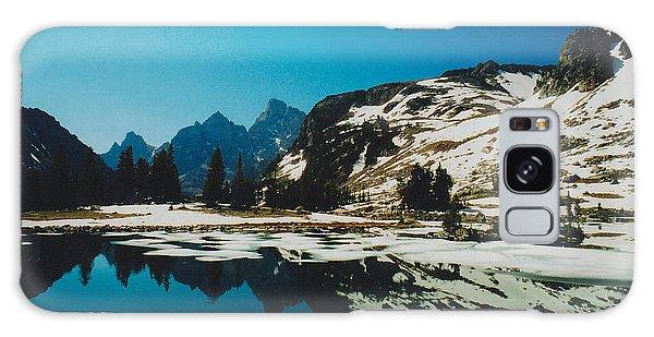 Lake Solitude Galaxy Case by Jon Emery