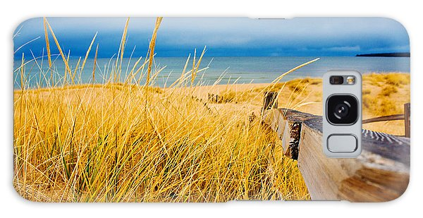 Lake Superior Beach Galaxy Case by John McGraw