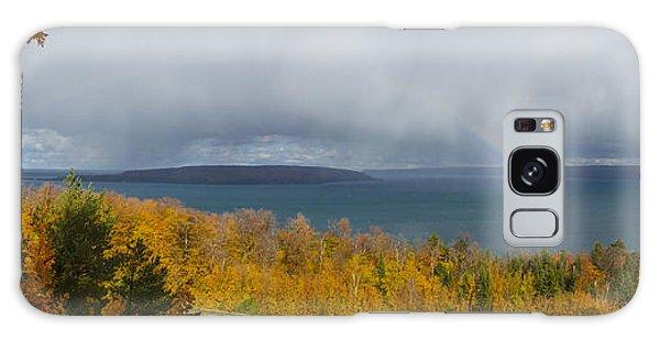Lake Superior Overlook Galaxy Case