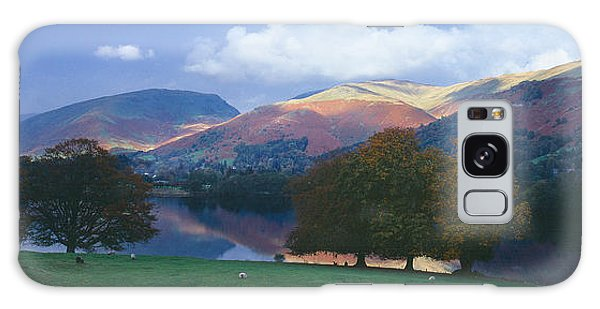 Grasmere Galaxy Case - Lake Surrounded By Mountains, Grasmere by Panoramic Images