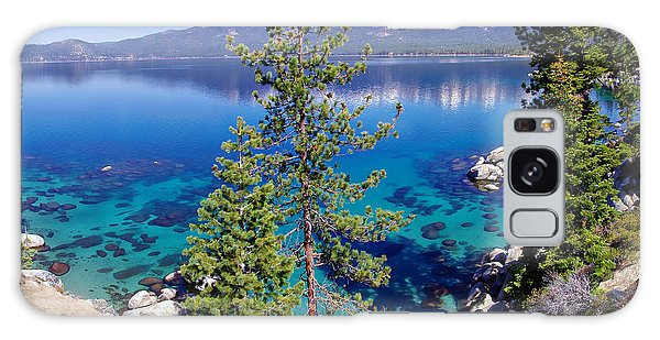 Lake Tahoe Beauty Galaxy Case