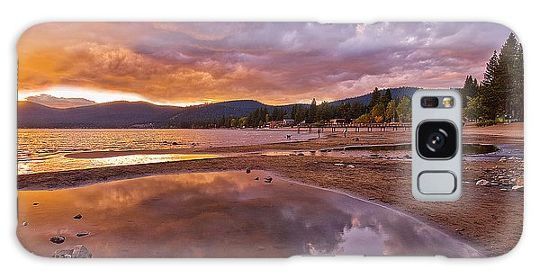 Galaxy Case featuring the photograph Lake Tahoe by Mae Wertz