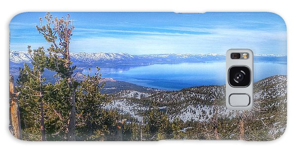 Lake Tahoe Galaxy Case