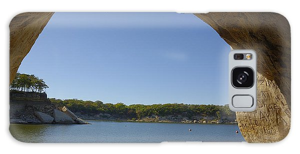 Lake Texoma Eisenhower State Park  Texas Galaxy Case by Charles Beeler
