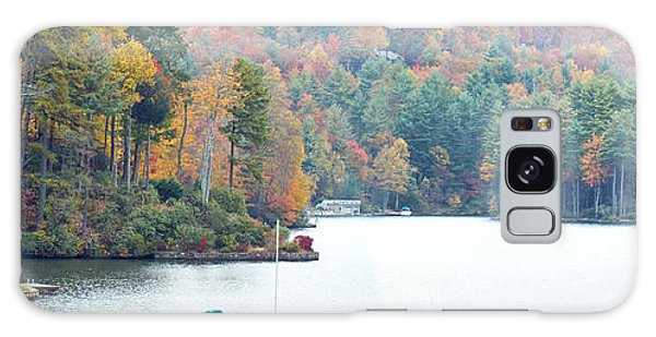 Lake Toxaway In The Fall Galaxy Case