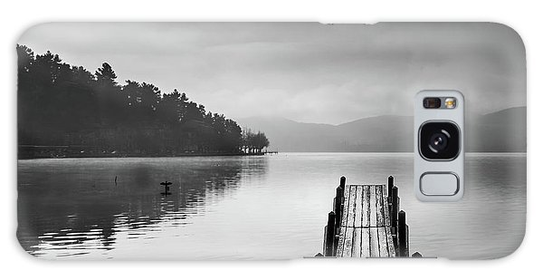 Pier Galaxy Case - Lake View With Pier II by George Digalakis