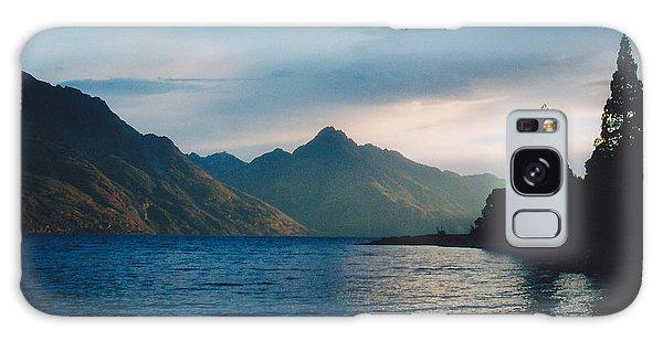 Lake Wakatipu Galaxy Case by Jon Emery
