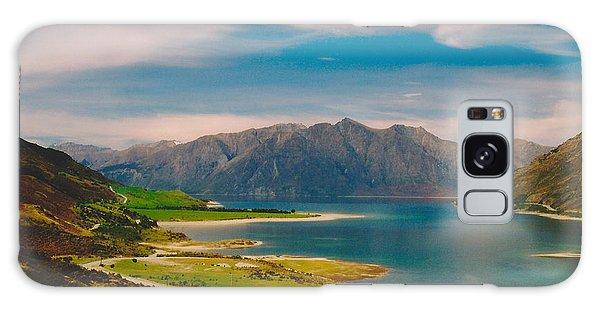 Lake Wanaka Galaxy Case by Jon Emery