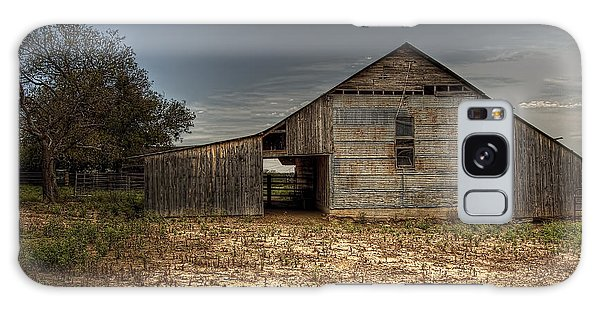 Lake Worth Barn Galaxy Case