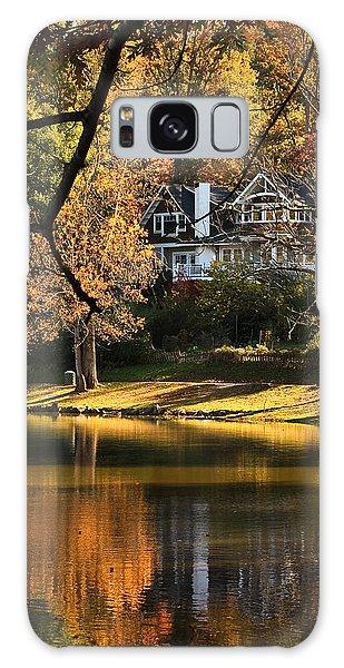 Lakeside Reflects... Galaxy Case by Tammy Schneider