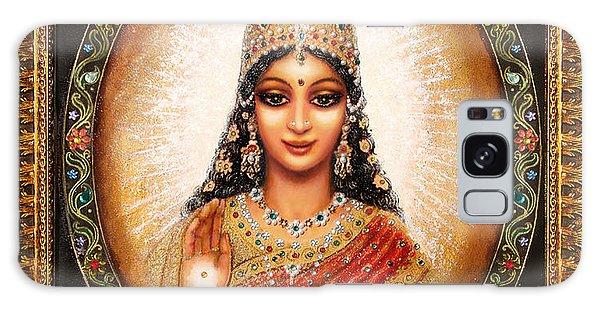 Lakshmi Goddess Of Abundance Galaxy Case by Ananda Vdovic