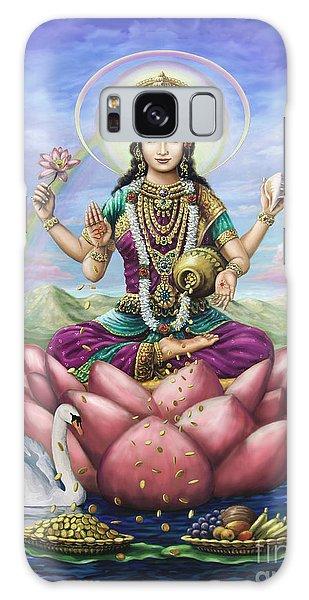 Lakshmi Goddess Of Fortune Galaxy Case