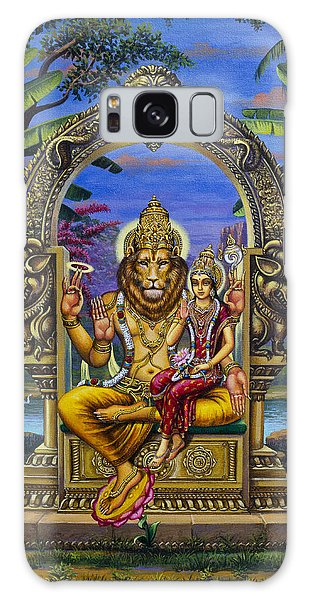 Lakshmi Narasimha Galaxy Case