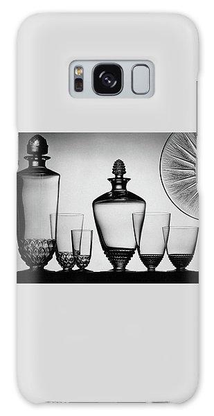 Lalique Glassware Galaxy Case