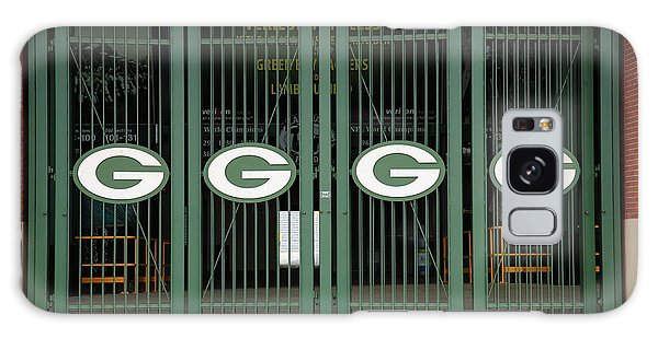 Lambeau Field - Green Bay Packers Galaxy Case by Frank Romeo