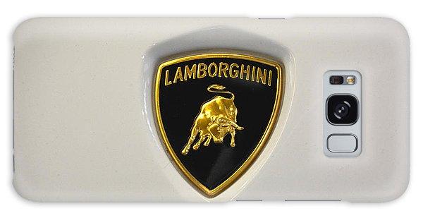Lamborghini Badge Galaxy Case