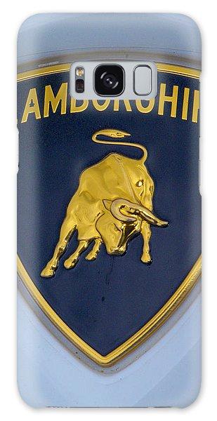Lamborghini Car Badge Galaxy Case