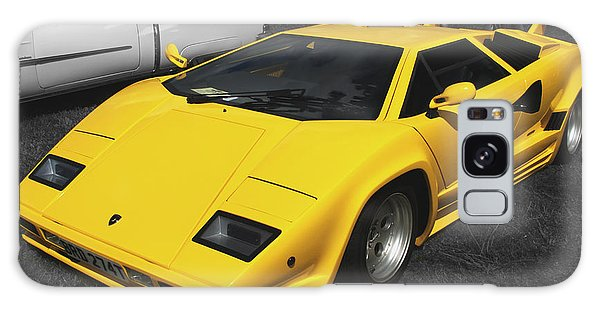 Lamborghini Countach Galaxy Case