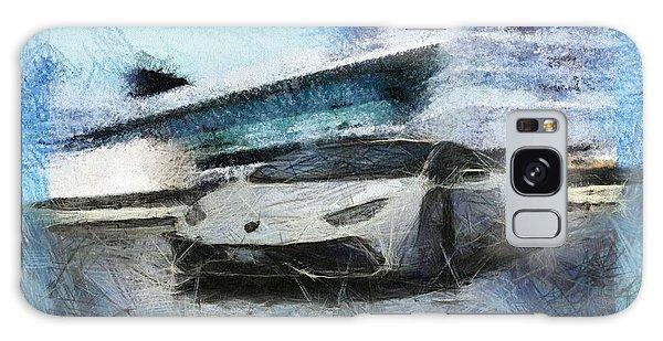 Lamborghini Huracan Galaxy Case