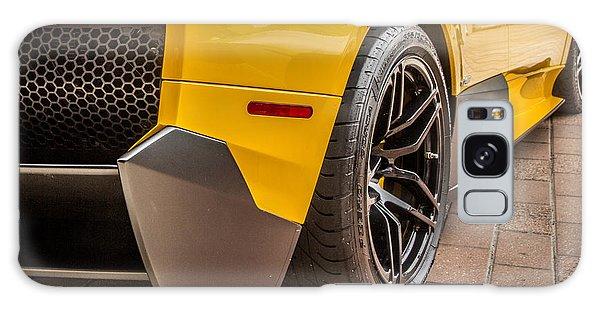 Lamborghini - Side View Galaxy Case