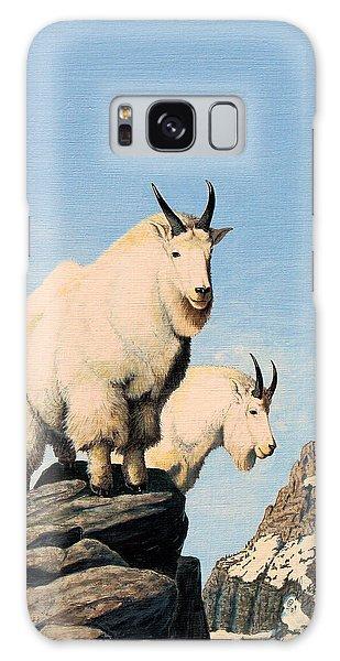 Lamoille Goats Galaxy Case