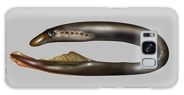 Lamprey Eel, Illustration Galaxy Case