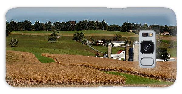 Lancaster County Farm Galaxy Case
