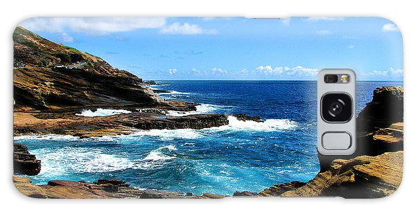 Lanai Scenic Lookout Galaxy Case