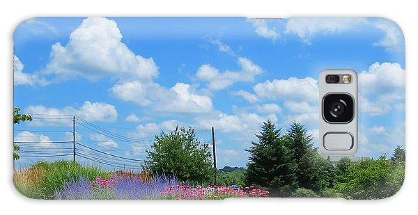 Lancaster County Pa Summer Day Galaxy Case by Jeanette Oberholtzer