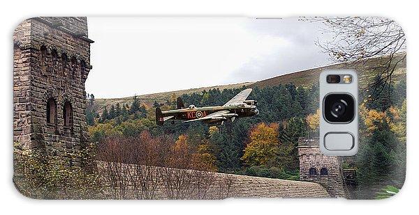 Lancaster Kc-a At The Derwent Dam Galaxy Case