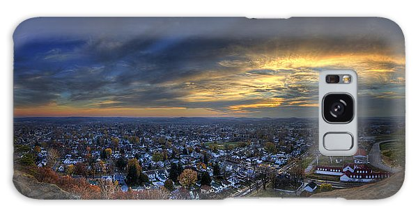 Lancaster Ohio Panorama Galaxy Case