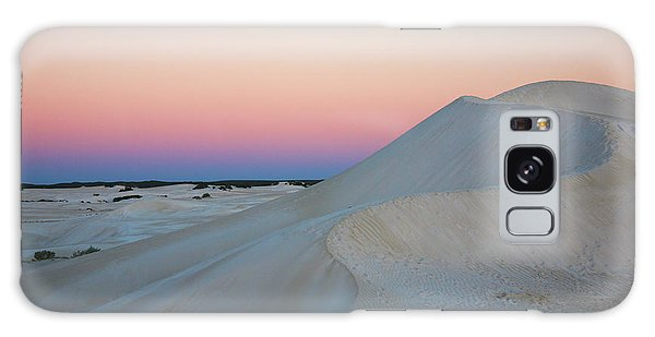 Lancelin Sand Dunes Galaxy Case