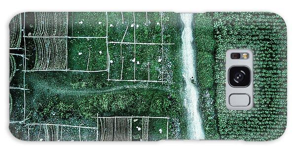 Countryside Galaxy Case - Land Of Idyllic Beauty by Zhou Chengzhou