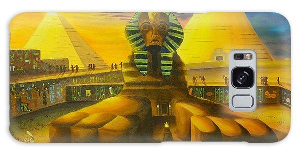 Land Of Pharaohs Galaxy Case