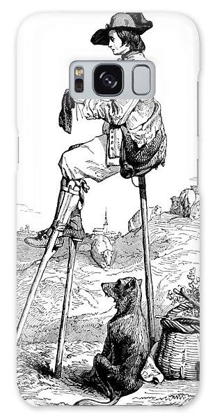 Landes Shepherd, Childrens Fairy Galaxy Case by British Library