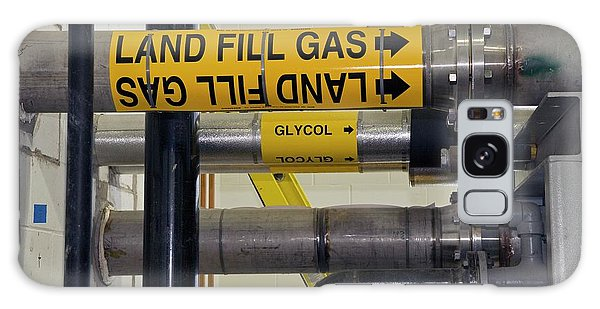 Recycle Galaxy Case - Landfill Gas Generating Electricity by Jim West