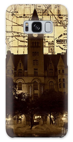 Landmark Center 2 Galaxy Case