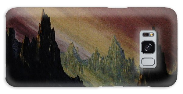 Lands A Far Galaxy Case by Stuart Engel
