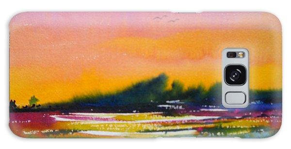 Landscape 17 Galaxy Case by Sanjay Punekar