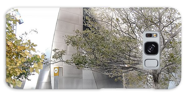 Walt Disney Concert Hall Galaxy Case - Landscape A10o Los Angeles by Otri Park