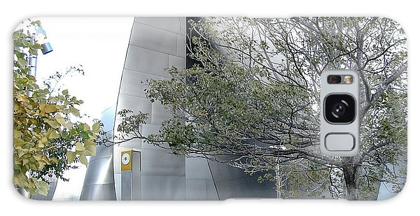Walt Disney Concert Hall Galaxy Case - Landscape A10p Los Angeles by Otri Park