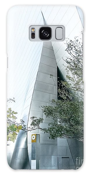 Walt Disney Concert Hall Galaxy Case - Landscape A10s Los Angeles by Otri Park